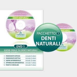DVD pacchetto denti naturali