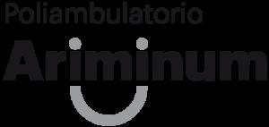 Logo grigio poliambulatorio Ariminum