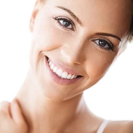 Trattamento peli del viso